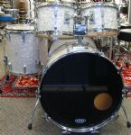 SONOR PERFORMER SHELL PACK WHITE PEARL